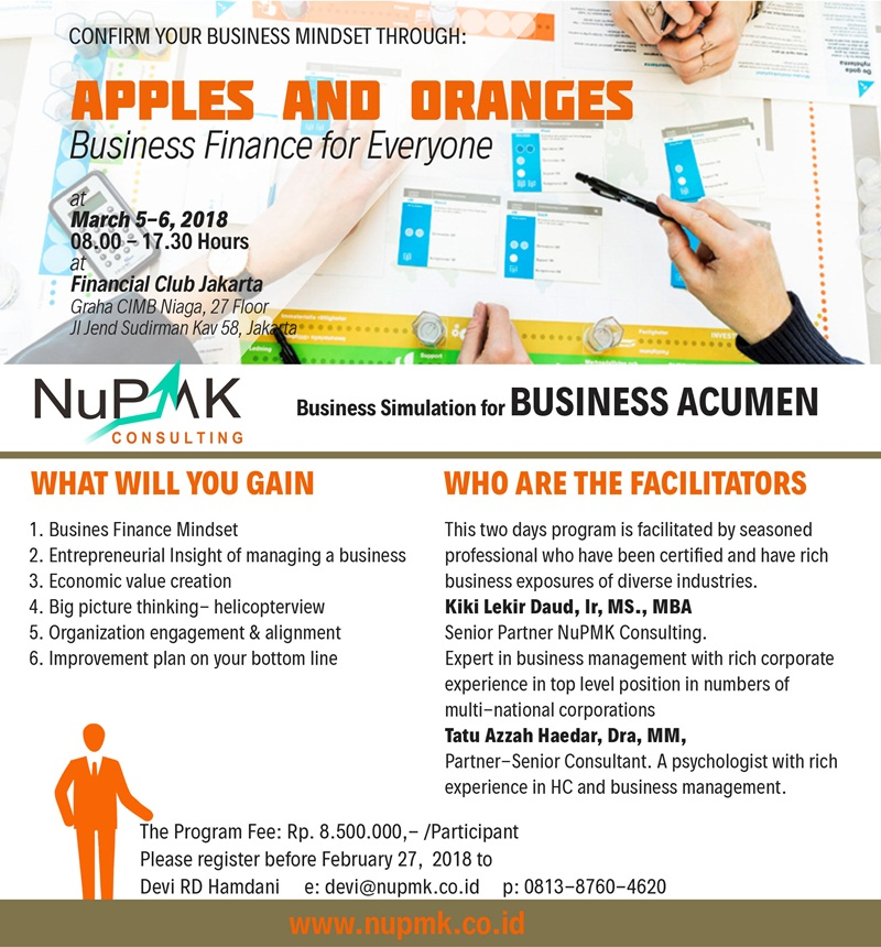 Business Simulation for BUSINESS ACUMEN
