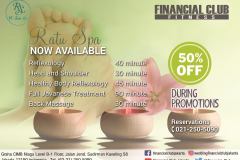 Ratu Spa Reflexology